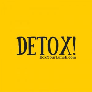 detox box your lunch