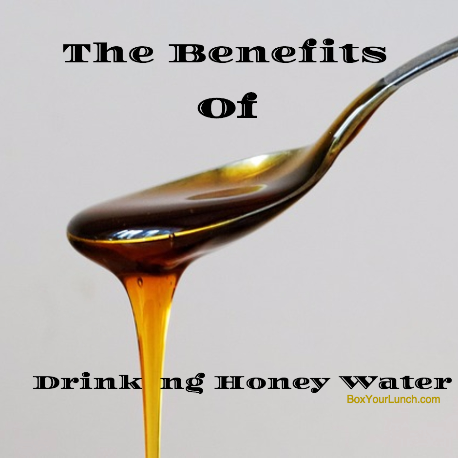 The Benefits of Drinking Honey Water