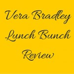 Vera Bradley Lunch Bunch Review